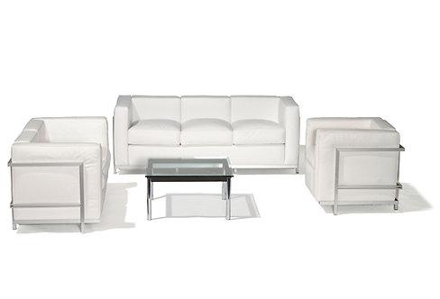 3er Sofa Quadra