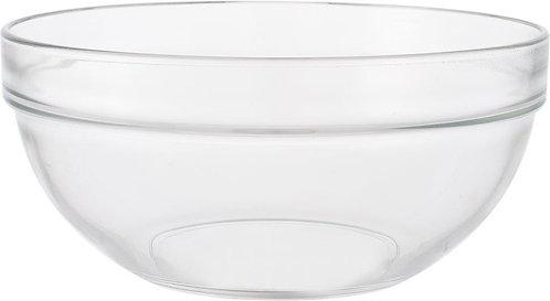 Glasschüssel rund