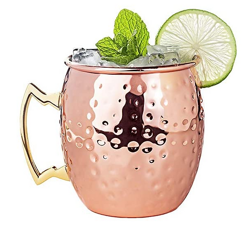 Moscowmule Becher