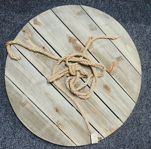 Hängetablar Holz groß