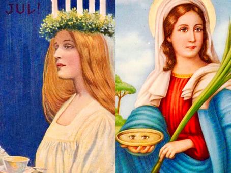 13 Dicembre – Santa Lucia – Lussiferda