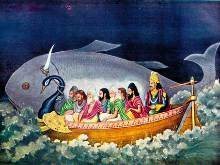 The 7 Holy Rishis
