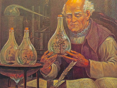 The Rosicrucian Rules of Paracelsus