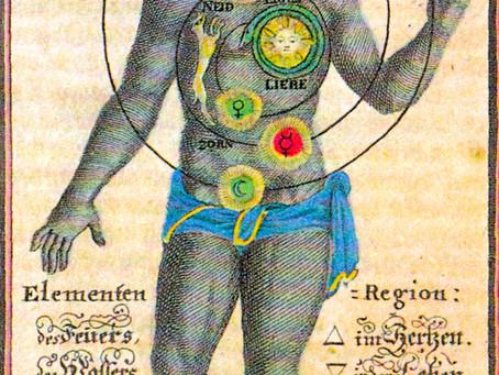 The 7 Sacred Planets, Metals and Chakras