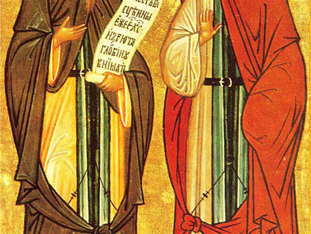August 26 – Saints Barlaam and Josaphat