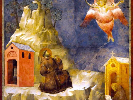 4 October – St. Francis of Assisi – Patron of Italy
