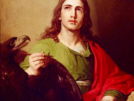 27 Dicembre – San Giovanni Evangelista