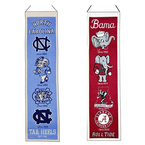 WOOL BLEND BANNERS