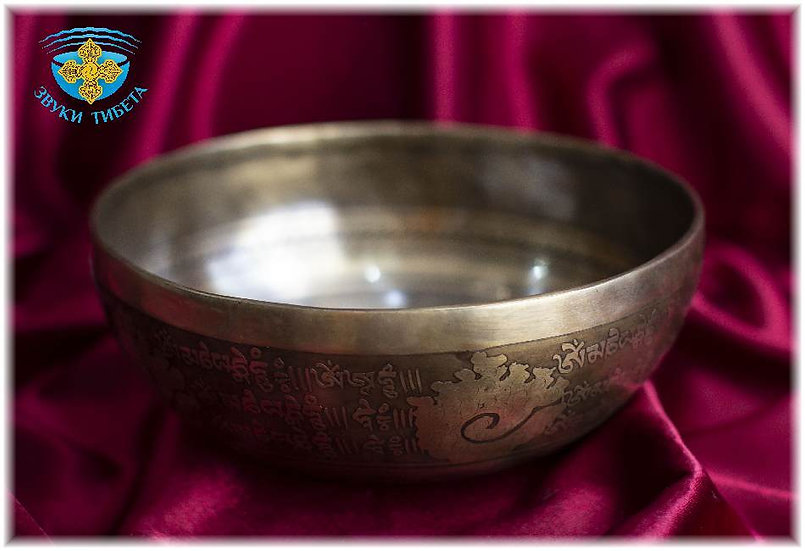 непальская поющая чаша