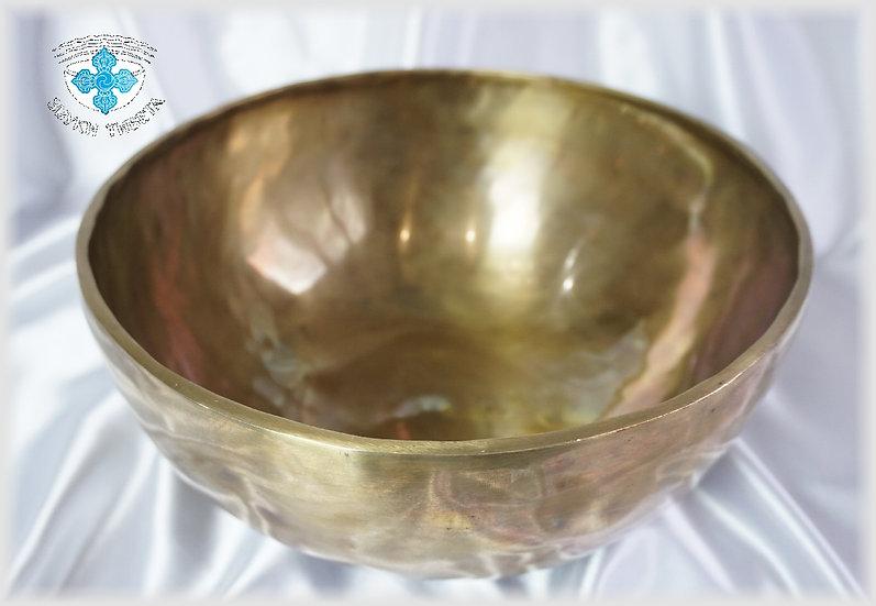 Поющая Чаша – кованая - 26 см. - 127 Гц. нота Do.