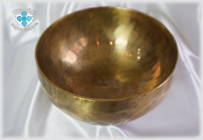 Поющая Чаша – кованая - 19 см. - 197 Гц. нота Sol.