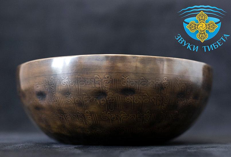 купить тибетмскую поющую чашу