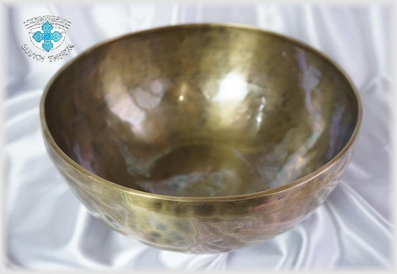 Поющая Чаша – кованая - 27 см. - 69 Гц. нота Sol.