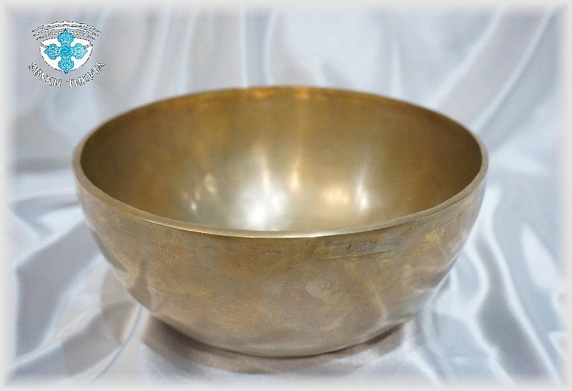 Поющая Чаша – кованая - 21.7 см. - 149 Гц. нота Ре