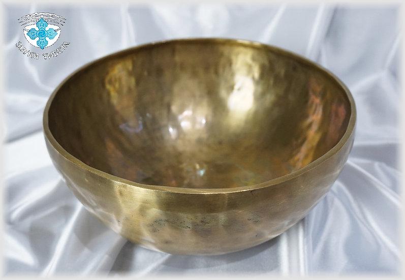 Поющая Чаша – кованая - 25.3 см. - 129 Гц. нота До.