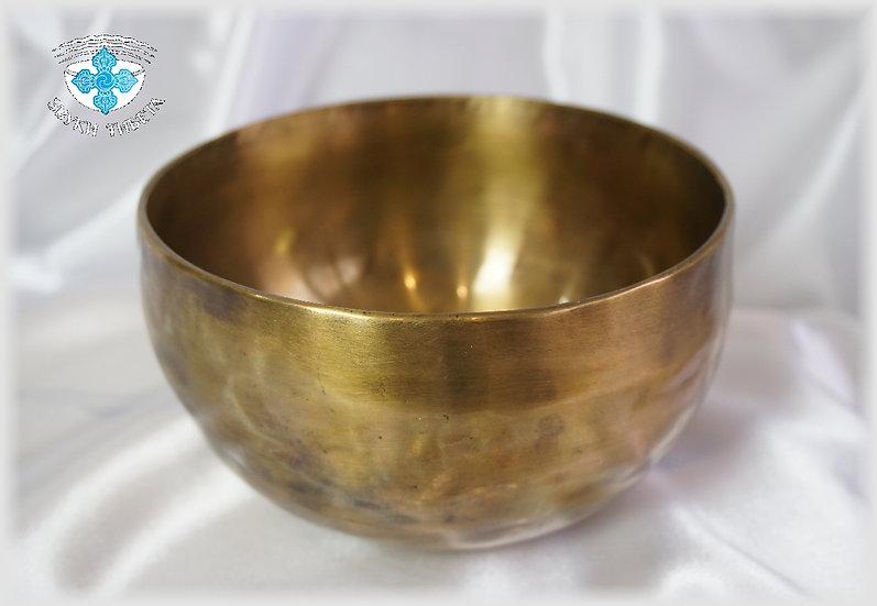 Поющая Чаша – кованая - 15.1 см. - 328 Гц. нота Mi.