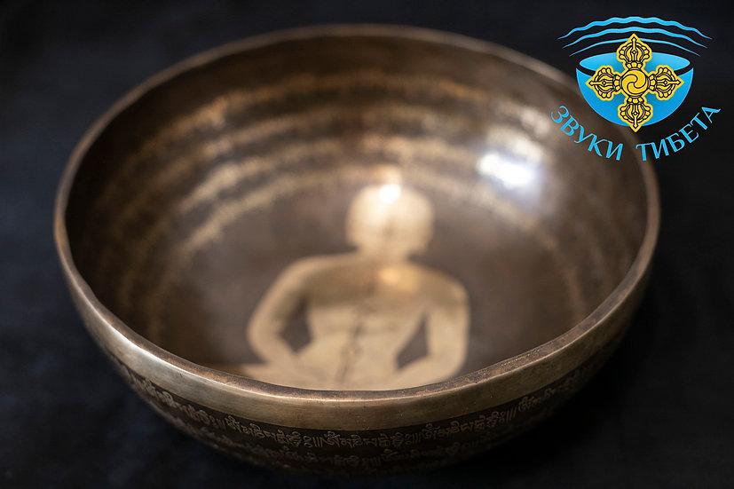тибетская чаша для медитации