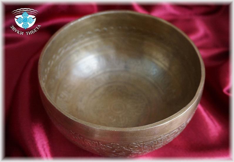 чаша поющая из тибета