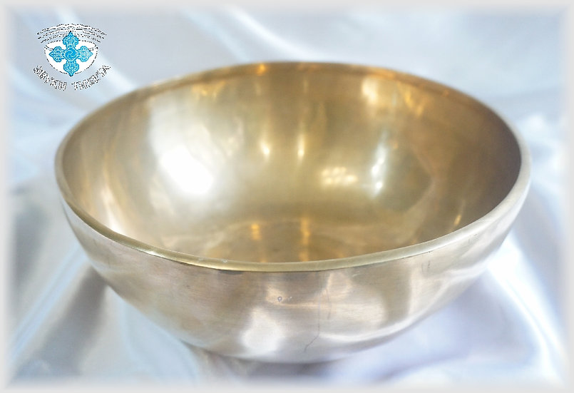 +Поющая Чаша – кованая - 25 см. - 119 Гц. нота Ля#