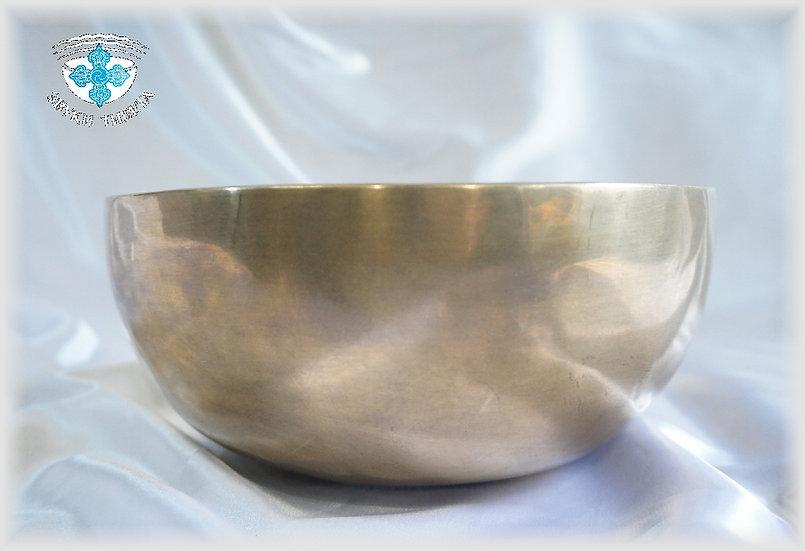+Поющая Чаша – кованая - 22.7 см. - 147 Гц. нота Ре