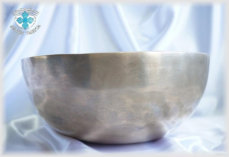 +Поющая Чаша – кованая - 27.5  см. - 121 Гц. нота СИ