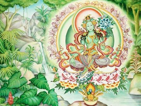 Зеленая Тара — сакральное значение божества