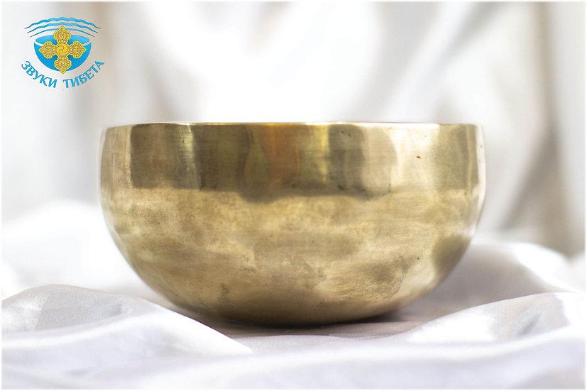 Поющая Чаша – кованая -  15.3 см. - 307 Гц. нота Ре#