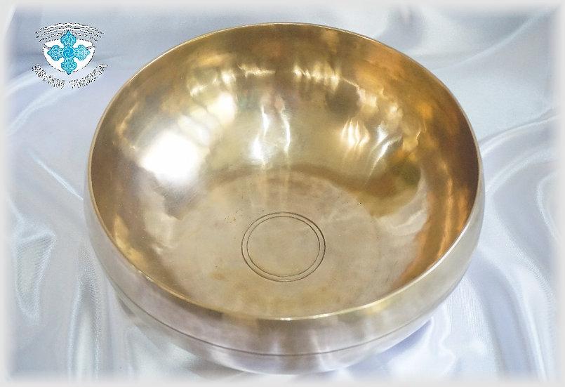 Тонкостенная поющая чаша - 26 см.-109 Гц. Ля