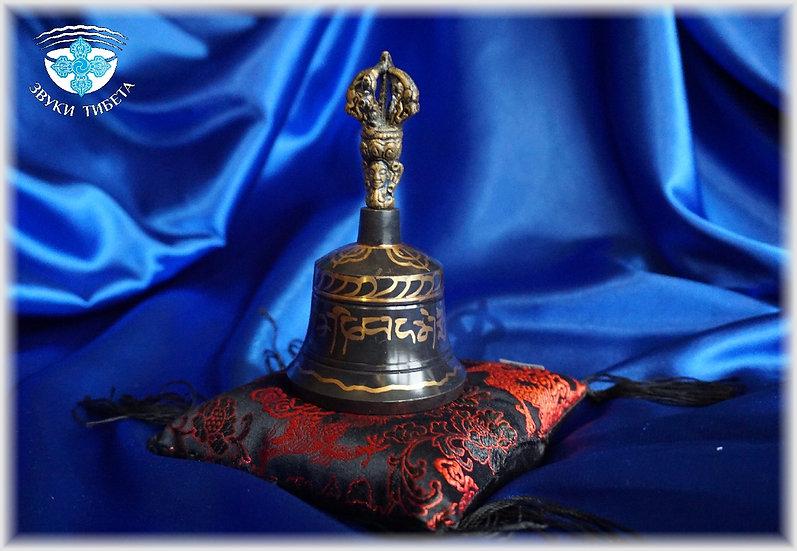 Тибетский колокол - малый
