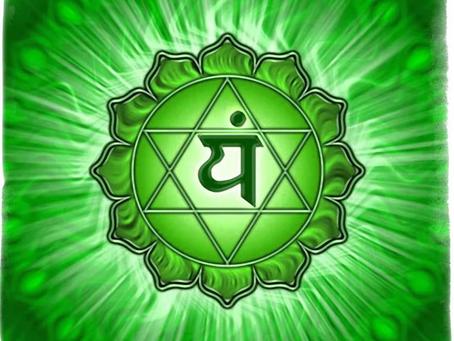 Поющая чаша для Анахата чакры - сердечный центр.