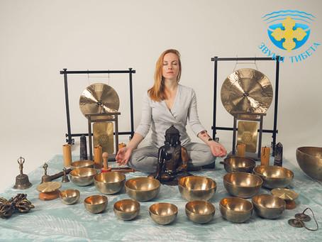 """Нада-йога (""""йога звука"""") – искусство слышать внутренний звук и голос Вселенной"""