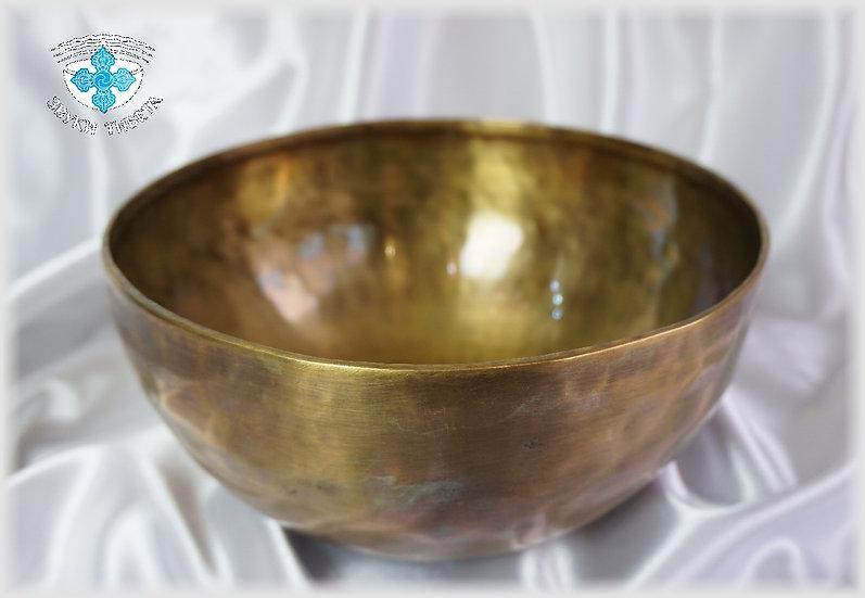Поющая Чаша – кованая - 23.3 см. - 128 Гц. нота Do.