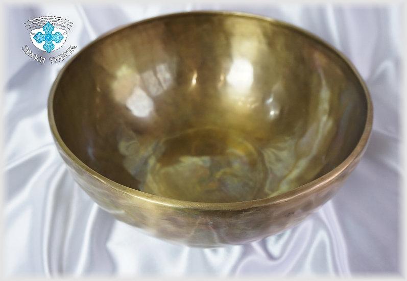 Поющая Чаша – кованая - 26.9 см. - 110 Гц. нота La.