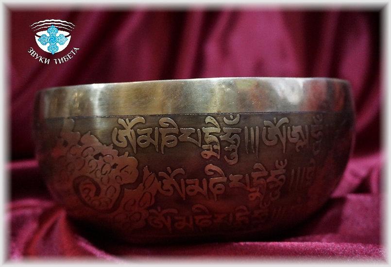 чаша поющая тибета