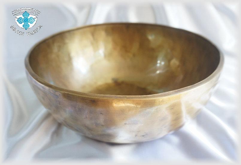 Поющая Чаша – кованая - 29  см. - 110 Гц. нота Ля