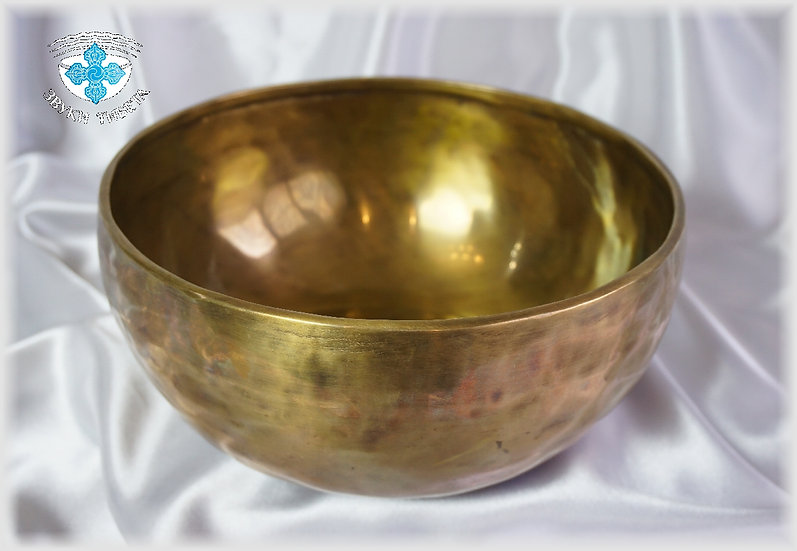 Поющая Чаша – кованая - 23.4 см. - 147 Гц. нота Re.