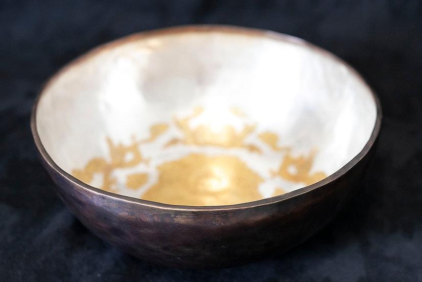 коллекционная поющая чаша