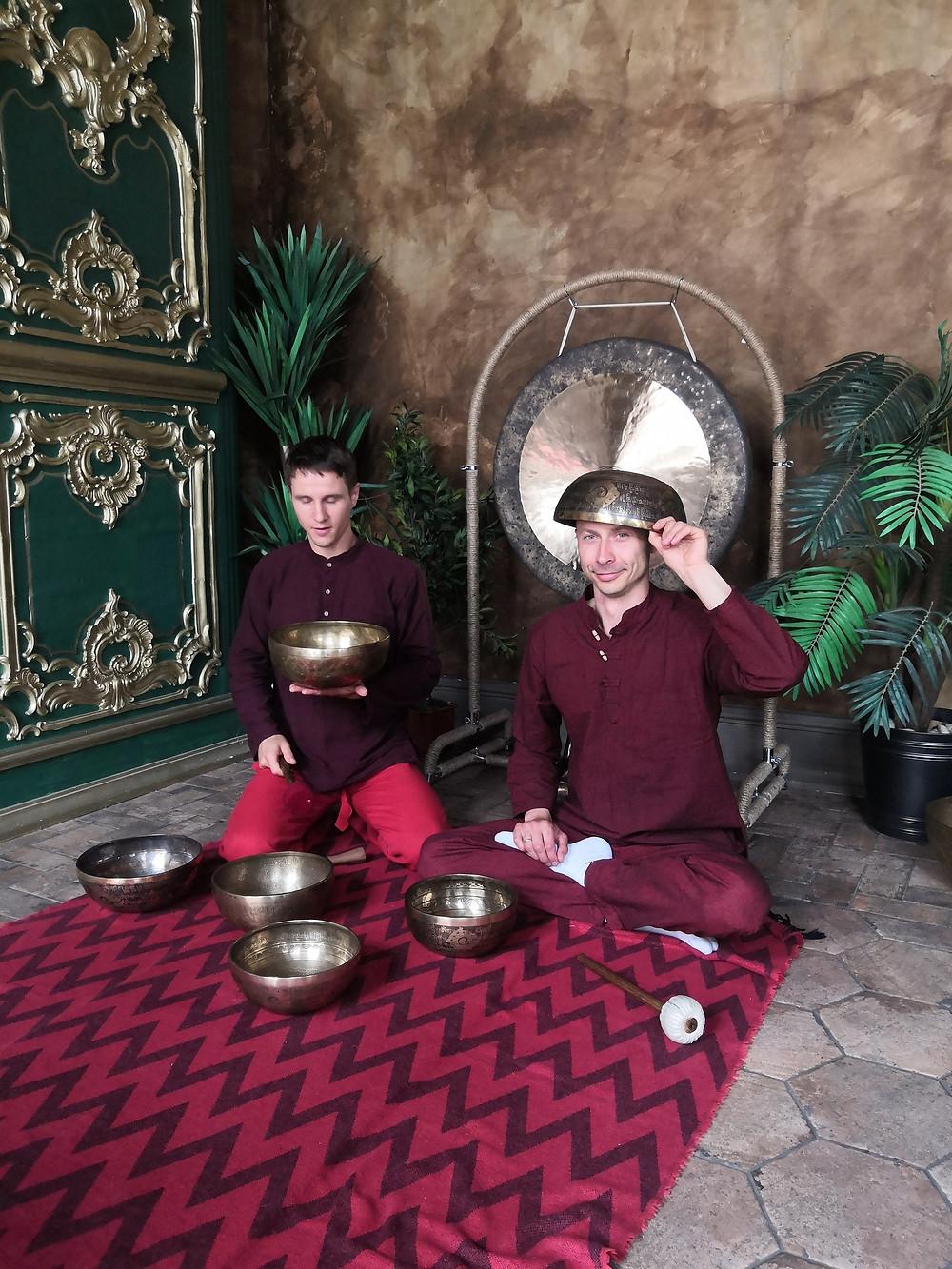 тибетские поющие чаши обучение
