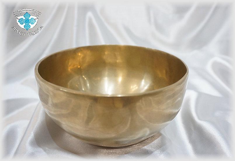 кованая тибетская поющая чаша