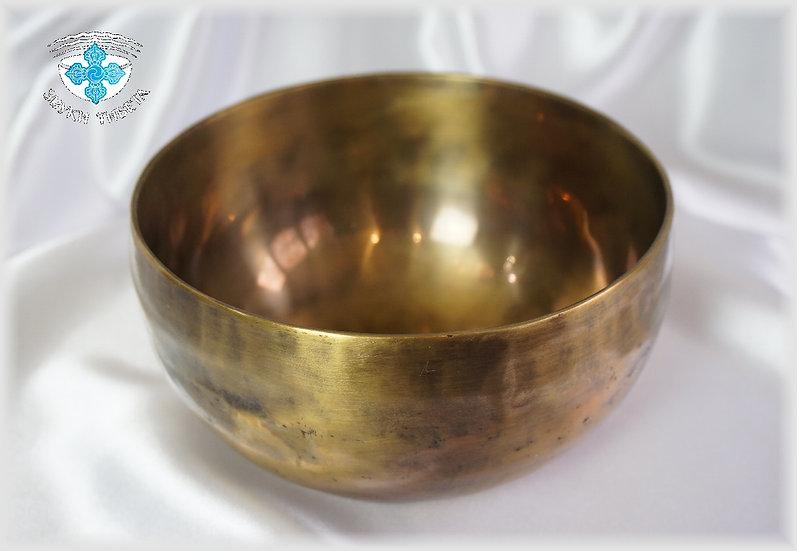 Поющая Чаша – кованая - 15.5 см. - 306 Гц. нота Re#.