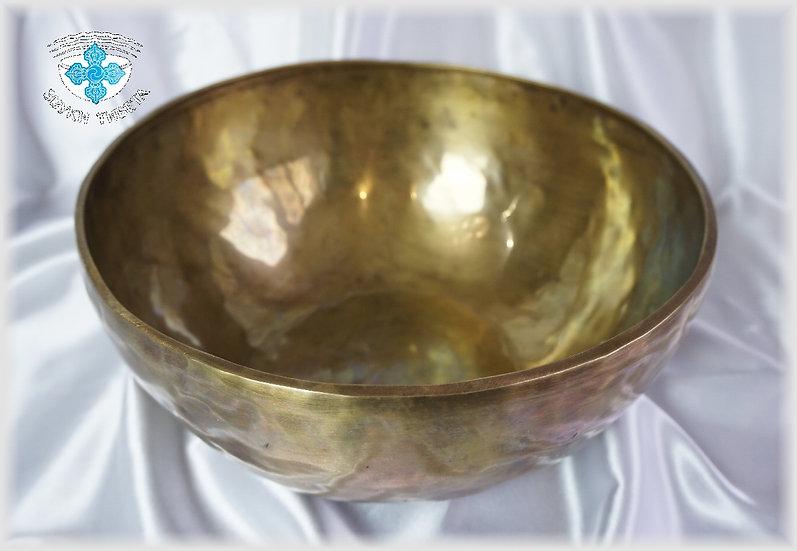 Поющая Чаша – кованая - 27.7 см. - 96 Гц. нота Sol.