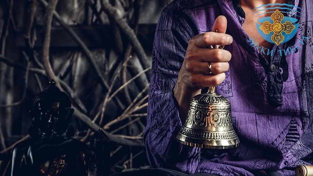 тибетский колокол