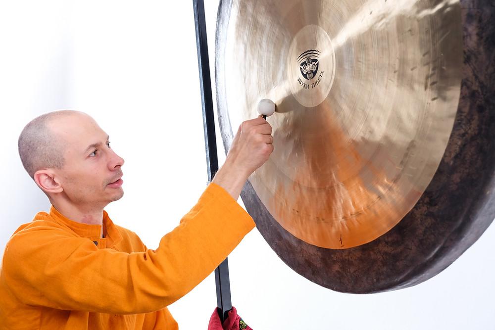 Тибетский гонг 80 см. - самый востребованный диаметр гонга