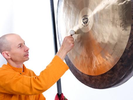 Как выбрать Гонг - вторая часть. Гонг для медитации и других практик.