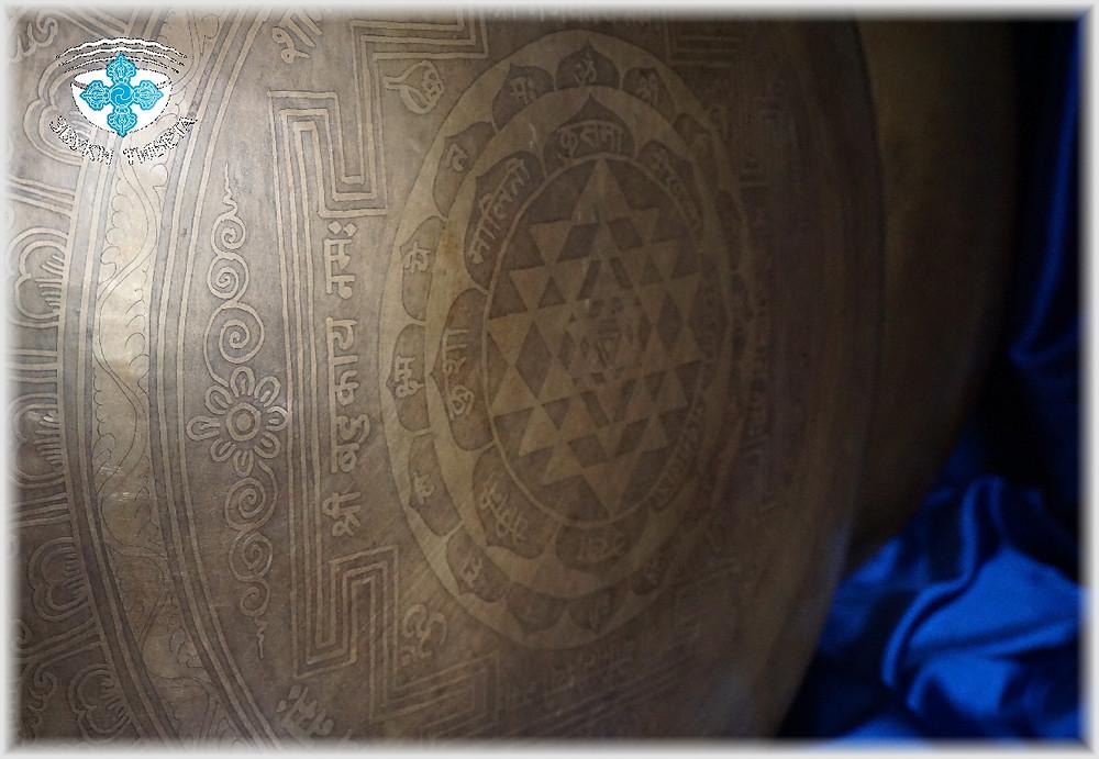 Работа Непальского Мастера. Гонг из Непала для медитативной практики