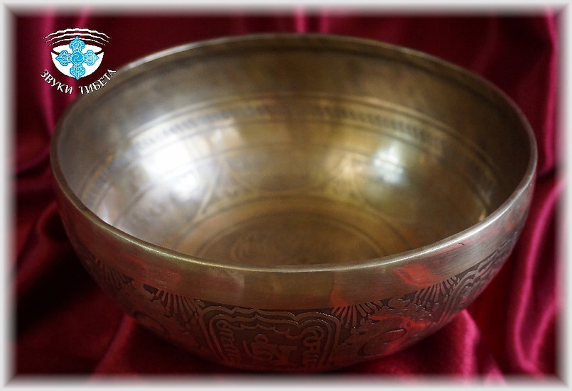 тибетские поющие чаши