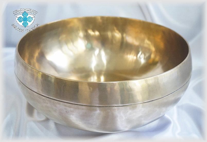 Тонкостенная поющая чаша - 27 см.- 99 Гц. Sol