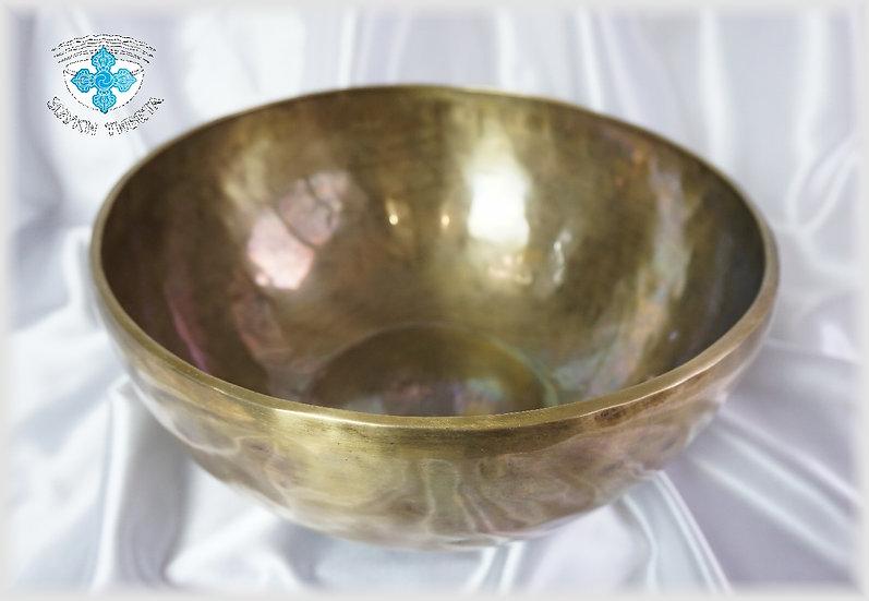 Поющая Чаша – кованая - 29.2 см. - 95 Гц. нота Sol.