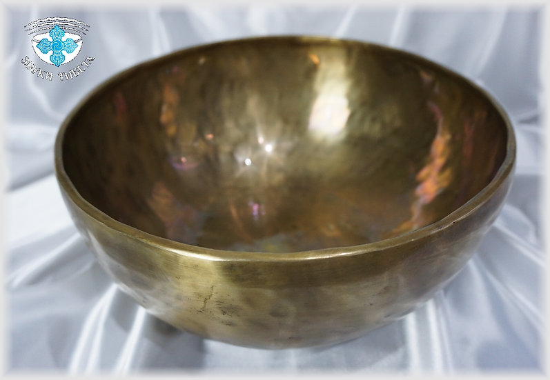 Поющая Чаша – кованая - 26.5 см. - 119 Гц. нота Ля диез (си).