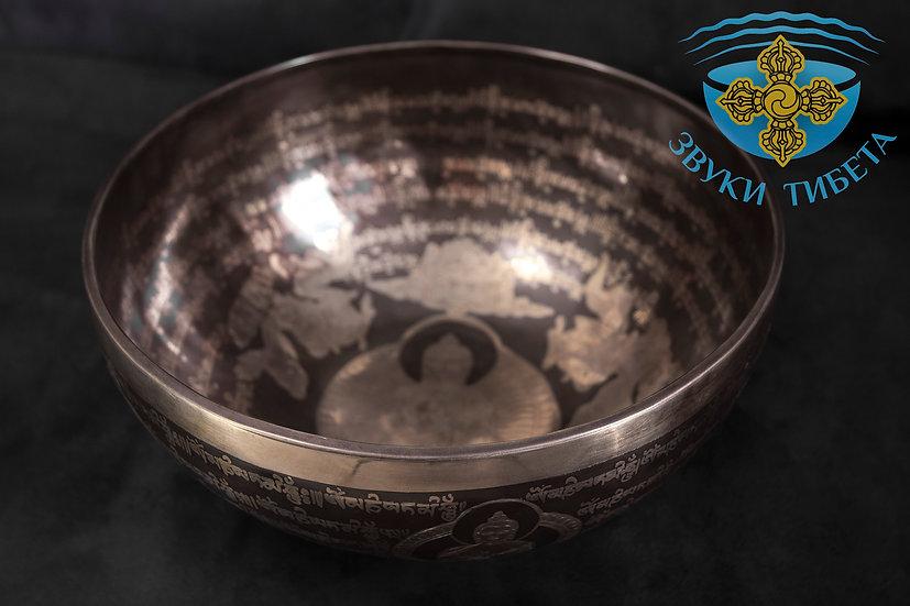 поющая чаша непал